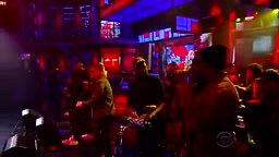 Run The Jewels performs the song 'Angel Duster' on Late Night TV With Stephen Colbart