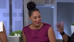 CUTIE PIE!! Tamera Mowry-Housley Brings Baby Ariah To 'The Real' For FIRST TV Appearance [