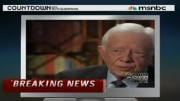 EX-President Jimmy Carter says President Obama is Hated Because he's Black