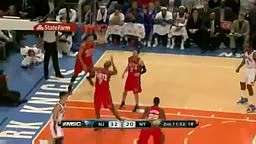 Knicks Asain PG Jeremy Lin scores 25pts. vs Deron Williams