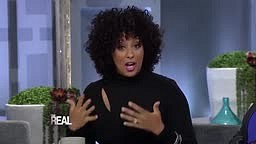 Tamera Shuts Down Baby Weight Critics: I'm Taking My Time! [The Real]