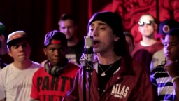 Freestyle Cypher Nate, Catalyst, Duckwrth (Kid Rated R)