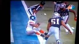 Ahmad Bradshaw Game Winning Touchdown Super Bowl 2012