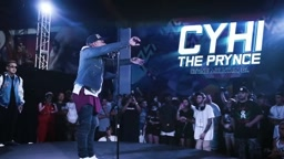 Kanye West's protegé, CyHi The Prynce Got BARS!