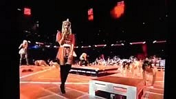 M.I.A. Sticks Her Middle Finger Up At Super Bowl 46