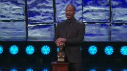 Eddie Murphy Makes Bill Cosby Joke During Acceptance Speech
