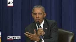 REALEST President EVER! Obama Defends Black Lives Matter Movement