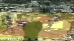 Allen Iverson Going Off Against Ray Allen in College