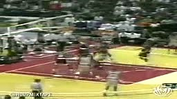 Allen Iverson Going Off Against Ray Allen in College
