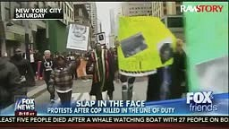 Sellout Blacks On Fox Call BlackLivesMatter Protestors 'Sub Human'  & Say Police Brutality 'Doesn't Exist'