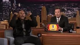 Mike Tyson Sings Drake's 'Hotline Bling' On Jimmy Fallon