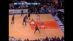 Carmelo Anthony vs Stephon Marbury Full Duel 2006.12.16 - 65 Pts Combined, NASTY Brawl, 10 Ejected!