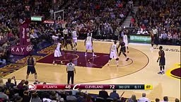 Lebron gets MAD with Teammates and STORMS OFF the Court during live play