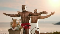 Old Spice Truce