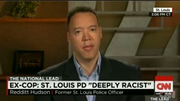 Ex-Cop Talks about Racism in the police force