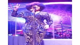 Check out Jill Scott's Form Fitting Dress