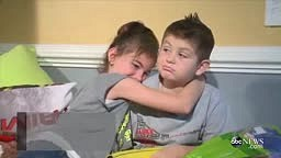 SOULMATES!! 8-year-old with CANCER Hopes to enjoy his LAST Days with his true love, a 7-year-old!