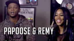 Watch Remy Ma & Papoose talk Marriage life & Love & Hip-Hop, [Ebro in the Morning]