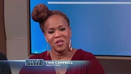 Mary Mary's Tina Campbell Tells Steve Harvey How She Found Out Her Husband Was Cheating