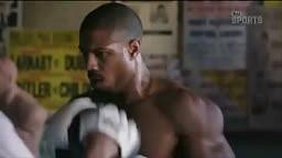DAMNN!! Michael B Jordan Got KNOCKED OUT While filming Creed