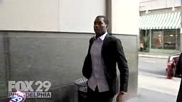 Nicki Minaj goes to court to support Boyfriend Meek Mill