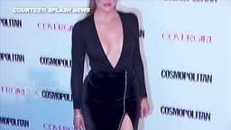 WATCH: James Harden & Khloe Kardashian Tongue It Up For NYE 2016