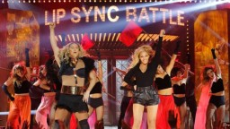 WATCH: Channing Tatum Brings Out Beyonce In Lip Sync Battle Against His Wife