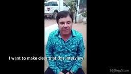 El Chapo Secret Interview in Mexican Jungle For Sean Penn: Talks Drug Dealing & Violence