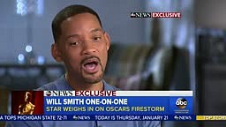 Will Smith Talks BOYCOTTING Oscars 2016 With Jada Pinkett-Smith