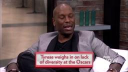 Tyrese Gibson Says Chris Rock Should STEP DOWN As Oscar Host