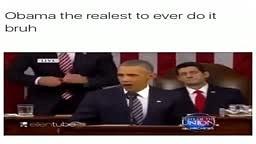 LOL! President Obama Drops the Mic at State Of The Union Address
