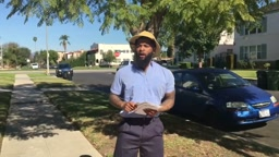 LOL! The hell mailmen go through during Tax season