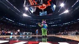 2016 NBA Dunk Contest - Aaron Gordon 3rd Dunk is NASTY!!!