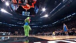 2016 NBA Dunk Contest - Aaron Gordon 2nd Dunk