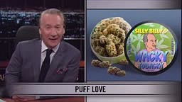 Bill Maher Smokes Weed on Air with Killer Mike