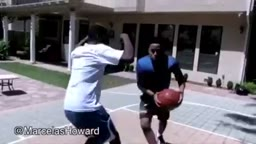 LOL! How Dwight Howard used to be like on the Orlando Magic...