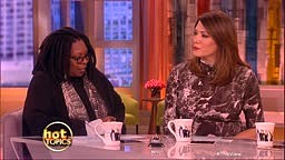 The View Talks Obama Nominating the NEXT Supreme Court Justice