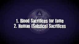 Jennifer Hudson, Lady Gaga, Jay Z, & More Blood Sacrifices Exposed