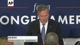 Jeb Bush Drops Out of Race After Receiving $89 Million in Donations