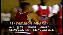 Allen Iverson VS Kevin Garnett in High School- Full Game