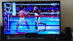 Bradley 2nd knock out round 9 - Pacquiao vs Bradley 3