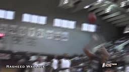 Former NBA Champ Rasheed Wallace STILL Has Game at 40