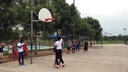 Hilarious Patrick Beverley 1 on 1 with Kid Showing NO MERCY