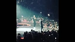 P Diddy Brings Out Jay Z At Bad Boy Reunion Tour Barclays