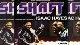 Isaac Hayes- Shaft (High Quality)