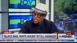 Comedian D.L. Hughley explains why, Donald Trump Is a Clown, and Definitely A Racist