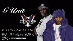 2007 Camron & 50 Cent ARGUE LIVE On Hot 97