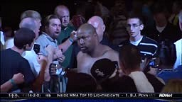 Former UFC heavyweight champ Tim Sylvia fights against Boxing legend Ray Mercer!