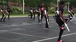 Check out this special peformance by the South Shore Drill Team in Chicago's South Side