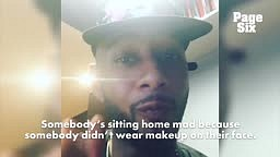 Swizz Beatz responds to haters of Alicia Keys going makeup-free